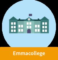 Emmacollege-schoollocatie